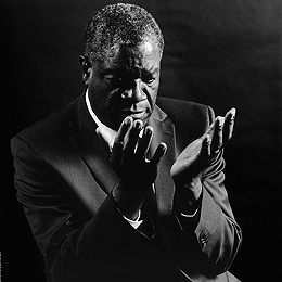 Denis Mukwege - Democratic Republic of Congo